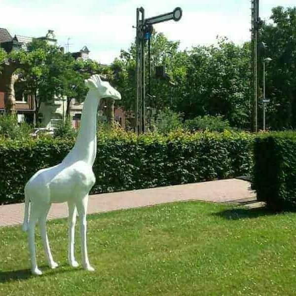deko giraffe rohling