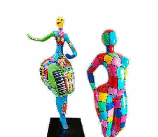 Nana Skulpturen