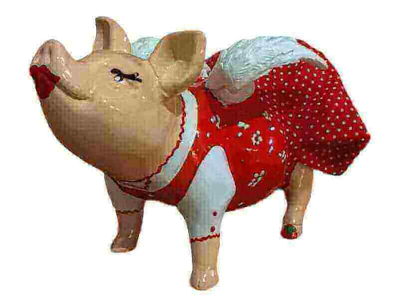 Sparschwein witwe bolte zur Geburt und Taufe